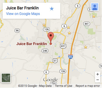 Juice Bar Franklin